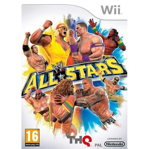 Joc consola THQ WWE All Stars Wii (THQ-WI-ALLSTARS)