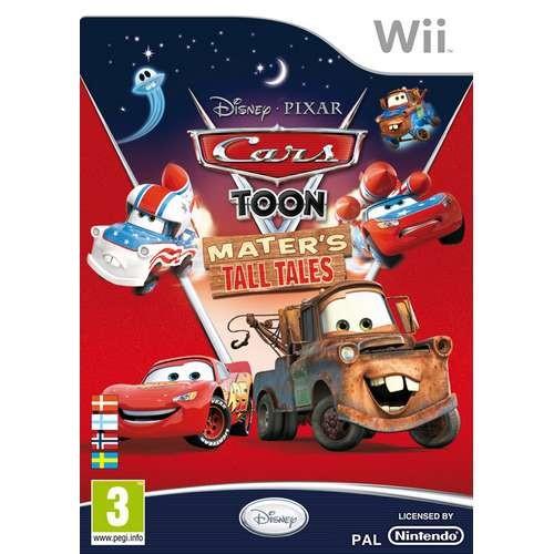 Joc consola Disney Cars Toon - Mater's Tall Tales Wii (BVG-WI-CARSTOON)