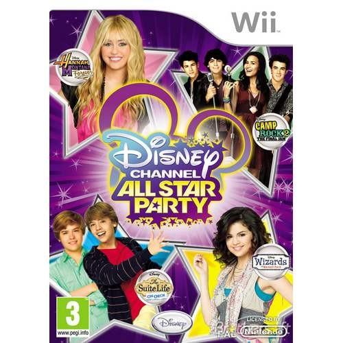 Joc consola Disney Channel All Star Party Wii (BVG-WI-DASP)