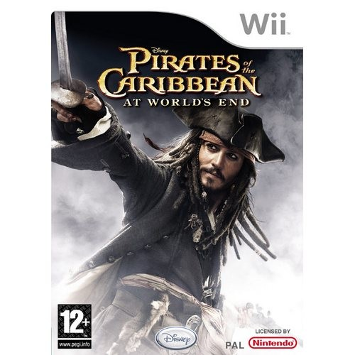 Joc consola Disney Pirates of the Caribbean: At World's End  Wii (BVG-WI-PIRATES3)