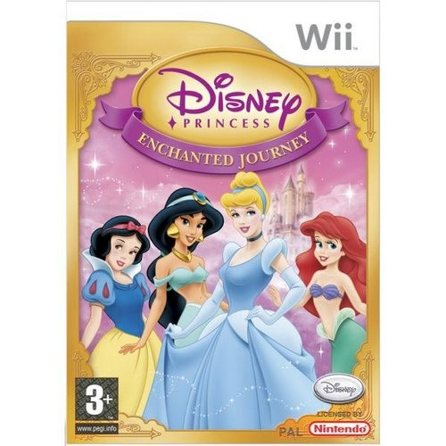 Joc consola Disney Princess: Enchanted Journey Wii (BVG-WI-PEJ)