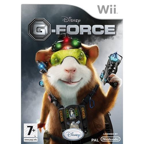 Joc consola Disney G-Force Wii (BVG-WI-GFORCE)