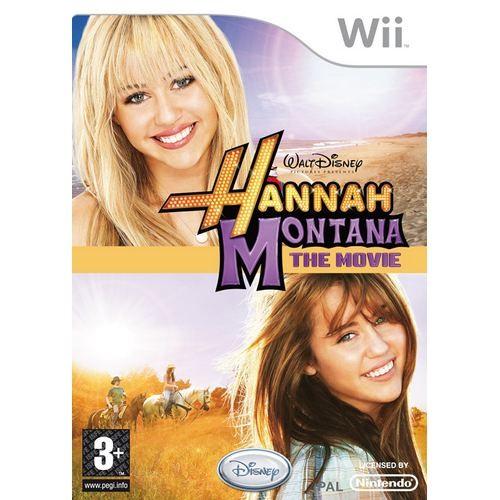 Joc consola Disney Hannah Montana The Movie Wii (BVG-WI-HMTM)