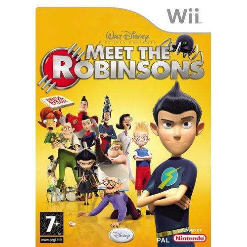 Joc consola Disney Meet the Robinsons Wii (BVG-WI-ROBINSONS)