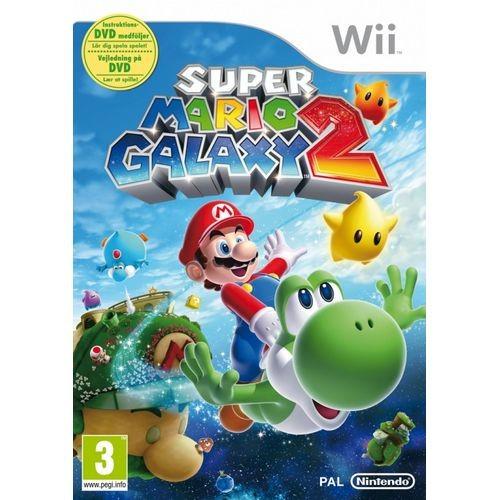 Joc consola Nintendo Super Mario Galaxy 2 Wii (NIN-WI-MARIOGALAX2)