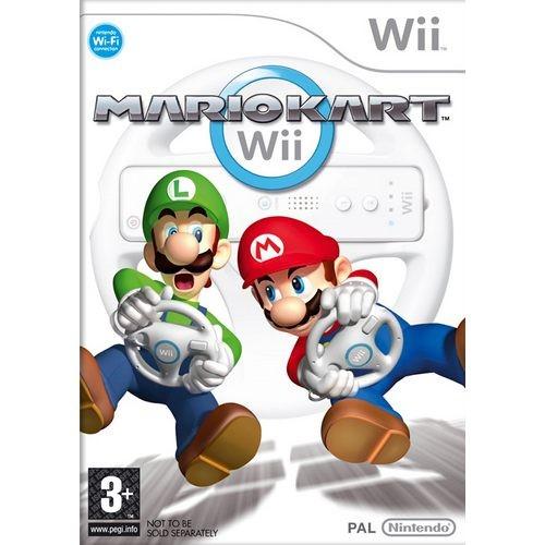 Joc consola Nintendo Mario Kart Wii (NIN-WI-MARIOKART)