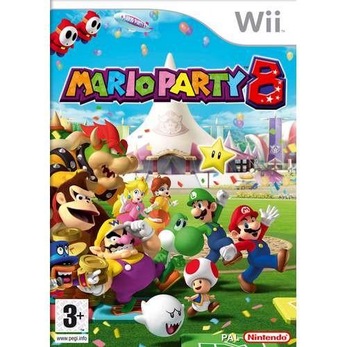 Joc consola Nintendo Mario Party 8 Wii (NIN-WI-MARIOPARTY8)
