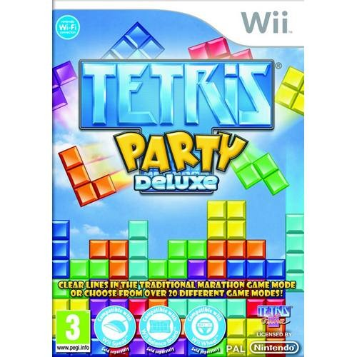 Joc consola Nintendo Tetris Party Deluxe Wii (NIN-WI-TETRISPARTY)