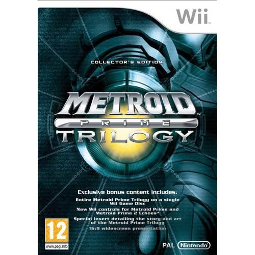 Joc consola Nintendo Metroid Prime Trilogy Wii (NIN-WI-MPTRIL)