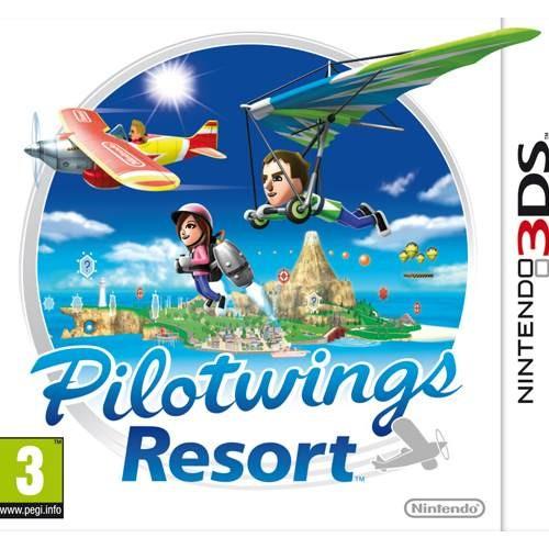 Joc consola Nintendo PilotWings Resort 3DS (NIN-3DS-PILOTWR)