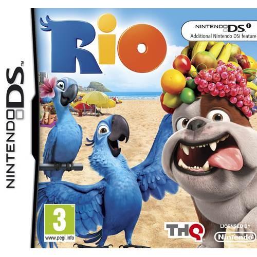 Joc consola THQ RIO DS (THQ-DS-RIO)
