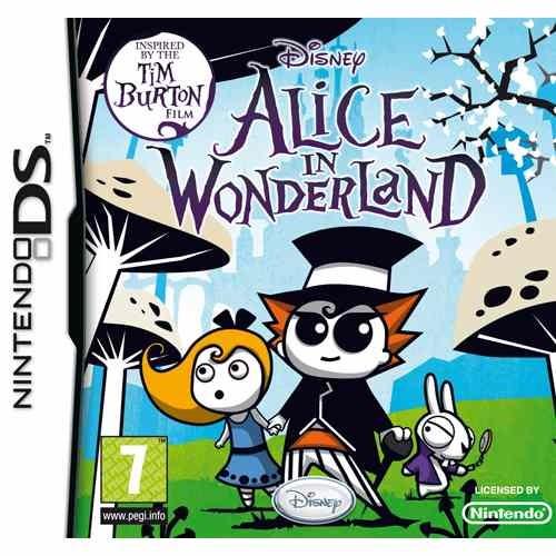 Joc consola Disney Alice in Wonderland DS (BVG-DS-ALICEINW)