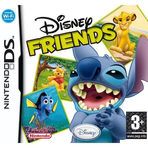 Joc consola Disney Friends DS (BVG-DS-FRIENDS)