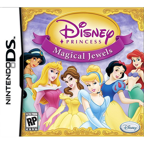 Joc consola Disney Princess: Magical Jewels DS (BVG-DS-PMJ)