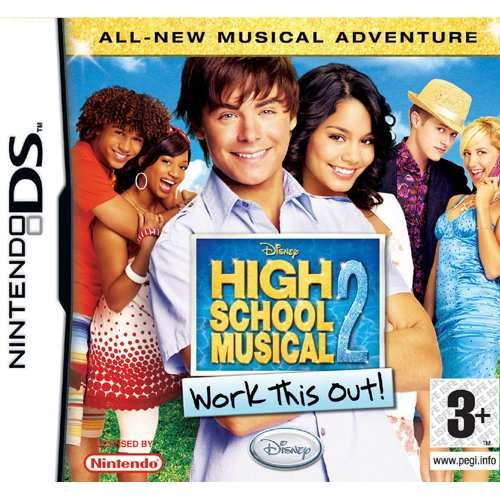 Joc consola Disney High School Musical 2: Work This Out! DS (BVG-DS-HSMWTO)