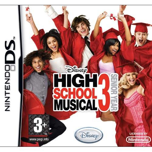 Joc consola Disney High School Musical 3: Senior Year DS (BVG-DS-HSM)
