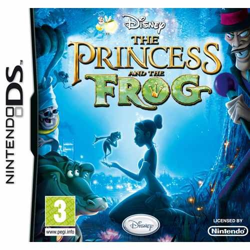 Joc consola Disney The Princess and the Frog DS (BVG-DS-TPANDTF)