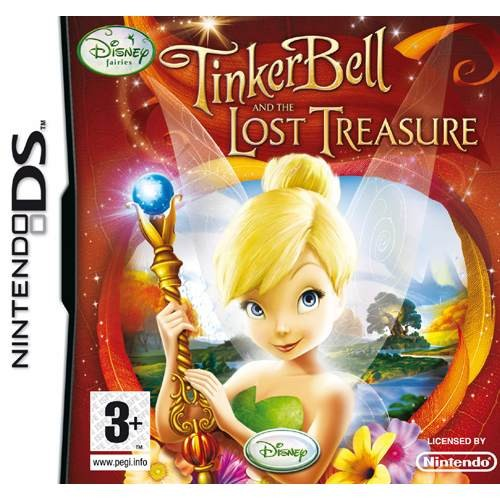 Joc consola Disney Tinker Bell and the Lost Treasure DS (BVG-DS-FAIRIES2)