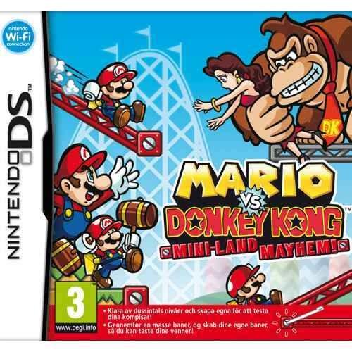 Joc consola Nintendo Mario vs. Donkey Kong: Mini-Land Mayhem DS (NIN-DS-MARIOVSDK)