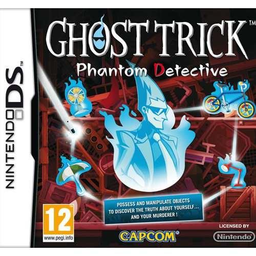 Joc consola Nintendo Ghost Trick: Phantom Detective DS (NIN-DS-GHOSTTPD)
