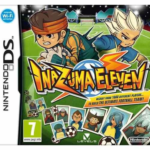 Joc consola Nintendo Inazuma Eleven DS (NIN-DS-INAZUMA)
