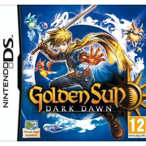 Joc consola Nintendo Golden Sun: Dark Dawn DS (NIN-DS-GLDNSUNDD)