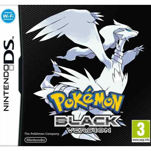Joc consola Nintendo Pokemon Black Version DS (NIN-DS-POKBLACK)