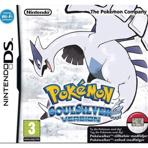 Joc consola Nintendo Pokemon SoulSilver Version + Poke Walker accessory DS (NIN-DS-PSSPW)
