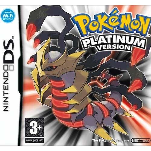 Joc consola Nintendo Pokémon Platinum Version DS (NIN-DS-POKPLAT)