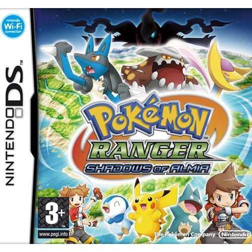 Joc consola Nintendo Pokémon Ranger: Shadows of Almia DS (NIN-DS-PRSOA)