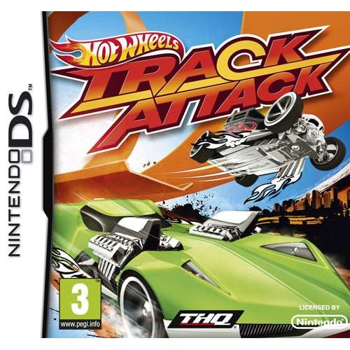 Joc consola THQ Hot Wheels: Track Attack DS (THQ-DS-HWTA)