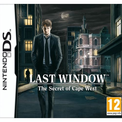 Joc consola Nintendo Last Window: The Secret of Cape West DS (NIN-DS-LASTWINDOW)