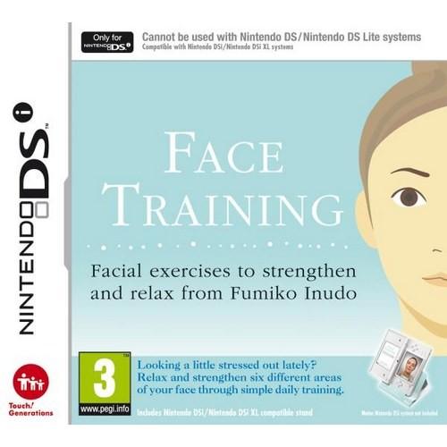 Joc consola Nintendo Face Training DS (NIN-DS-FACETRAININ)