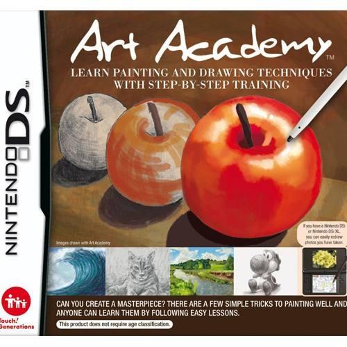 Joc consola Nintendo Art Academy DS (NIN-DS-ARTACADEMY)
