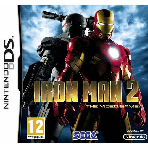 Joc consola SEGA Iron Man 2 DS (SEG-DS-IRON2)