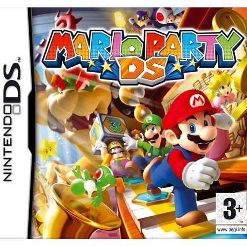 Joc consola Nintendo Mario Party DS (NIN-DS-MARIOPARTY)