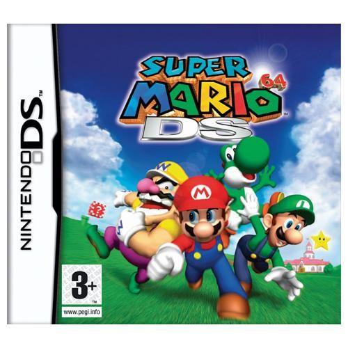 Joc consola Nintendo Super Mario 64 DS (NIN-DS-SUPMAR64)