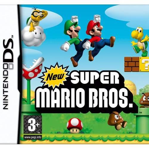 Joc consola Nintendo NEW Super Mario Bros. DS (NIN-DS-SUPMARBR)