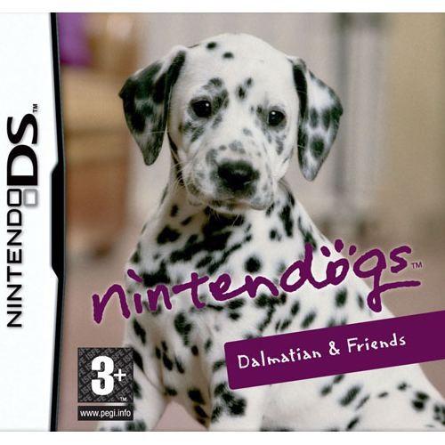 Joc consola Nintendo Nintendogs: Dalmatian and Friends DS (NIN-DS-DALMATIA)
