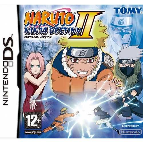Joc consola Nintendo Naruto: Ninja Destiny II (European Version) DS (NIN-DS-NND2)