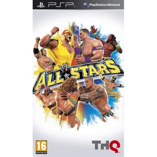 Joc consola THQ WWE All Stars PSP (THQ-PSP-ALLSTARS)
