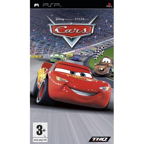 Joc consola Disney Cars PSP (BVG-PSP-CARS)