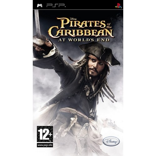 Joc consola Disney Pirates of the Caribbean: At World's End PSP (BVG-PSP-PIRATES3)