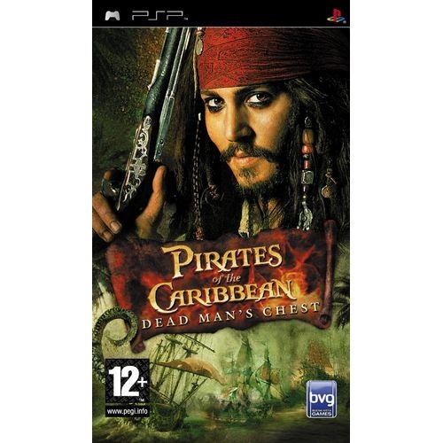 Joc consola Disney Pirates of the Caribbean: Dead Man's Chest PSP (BVG-PSP-PIRATES2)