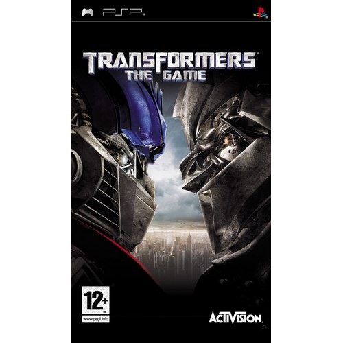 Joc consola Activision Transformers: The Game PSP (ENX-PSP-TRANSMOV)