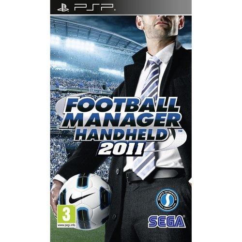 Joc consola SEGA Football Manager Handheld 2011 PSP (SEG-PSP-FM11)