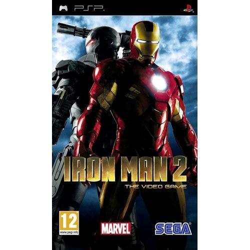 Joc consola SEGA Iron Man 2 PSP (SEG-PSP-IRON2)