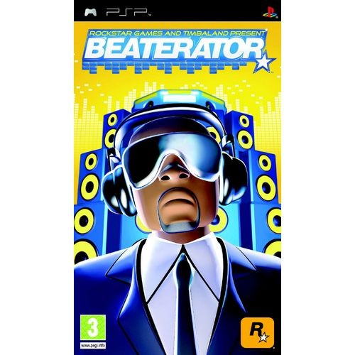 Joc consola Take 2 Beaterator (feat. Timbaland) PSP (HYP-PSP-BEATERATOR)