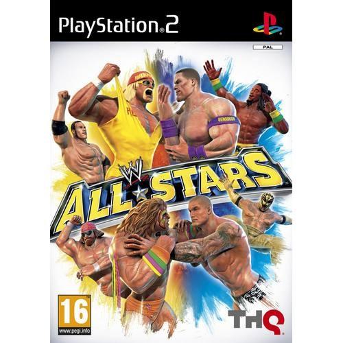 Joc consola THQ WWE All Stars PS2 (THQ-PS2-ALLSTARS)