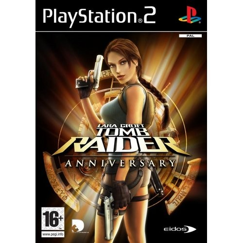 Joc consola Eidos Tomb Raider: Anniversary PS2 (EID-PS2-TMBRDANN)